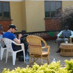 interview met Brian Moses Okello